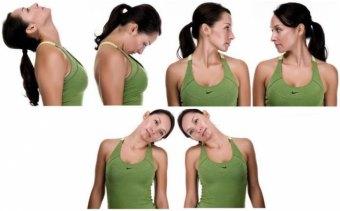 Các động tác vùng cổ, vai gáy giúp cải thiện tuần hoàn máu não